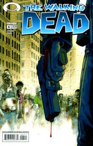 Walking Dead Issue 4 Cover