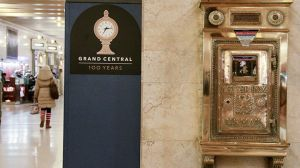 Grand Central Diary
