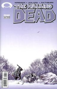 The Walking Dead Issue 8 Cover