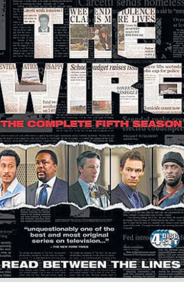 Welcome To The Inanimate Blog Watchalong For Wire Every Week Well Be Watching Two Episodes And Posting Our Thoughts Were Not Recapping Each Episode